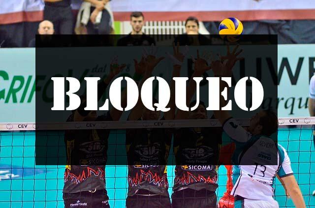 Bloqueo en Voleibol. La información más completa. 2