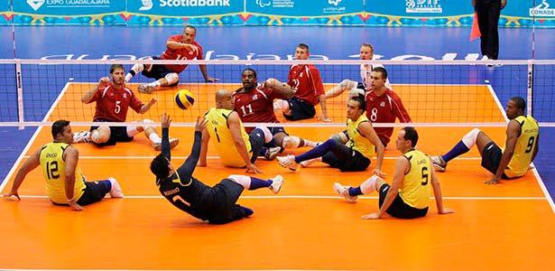 voleibol paralímpico