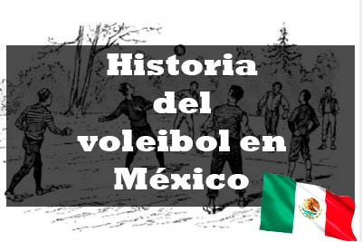historia del voleibol en mexico