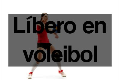libero en voley