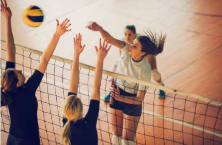 tipos de remate en voleibol